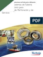 Coflexip - Sistemas de Tubería Flexible de Acero Para Aplicaciones de Perforación y de Servicio (1)