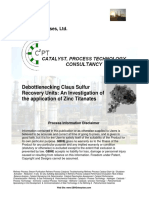 Debottlenecking Claus Sulfur_Recovery Units Zinc Titanate V2