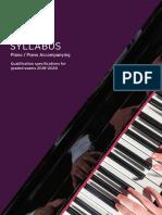 Piano Syllabus 2018-2020 WEB