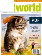 Cat World October 2018