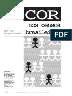 COR Nos Censos Brasileiros