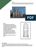 estructura gotica