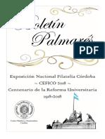 Boletín Palmarés