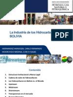 Cadena de Valor Bolivia 2018