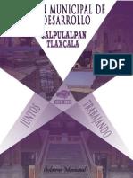 PlanZMunicipalZdeZDesarrolloZCalpulalpanZ2017-2021