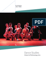 Dance Booklet
