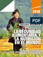La Seguridad Alimentaria y La Nutricion en El Mundo_ Fao
