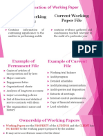 Classification of Working Paper.pptx