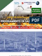 Clase 3  procesamiento de gas natural