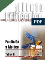 9201-18 TALLERES Fundición y Moldeo
