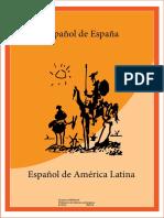 Diccionario Español de España - Español de América Latina1