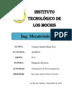 Conceptos basicos de maquinas electricas