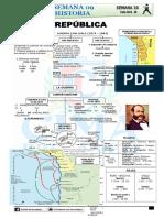 SEMANA 10-GUERRA CON CHILE Y RECONSTRUCCION NACIONAL 2018 III