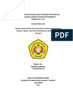 ANALISIS PENGARUH MODAL KERJA TERHADAP PROFITABILITAS PERUSAHAAN.docx