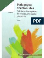 Pedagogías Decoloniales
