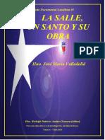 Valladolid, Jose Maria  - La Salle, Un Santo y Su Obra