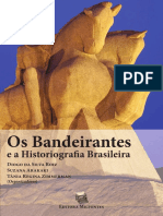 Os Bandeirantes e a Historiografia Brasileira
