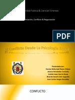 Negociacion & Conflicto