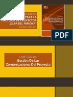 Gestión de la comunicaciones (PMBOK)