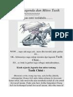 Sejarah Naga Tasik Chini