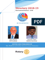 District Directory 2018-19
