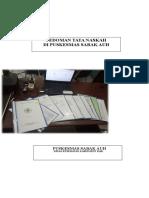 PEDOMAN TATA NASKAH PUSKESMAS.doc