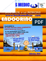 ENDOCRINOLOGIA RESINDENTADO MEDICO 2018