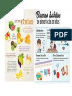 Frutas y Buenos Habitos