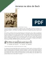 Motetos de Bach