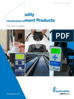Hf Scientific Catalog 2018
