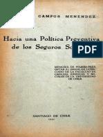 Antiguo Sistema de Pensiones - MEMORIA CHILENA