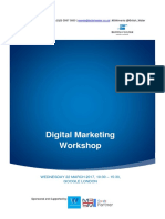 Digital Marketing Workshop - Agenda.pdf