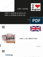 i Ciclo Ingles Virtual