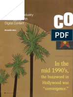Film Industry Struggling With Digital Content