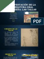 MANIFESTACIÓN DE LA LITERATURA ORAL PANAMEÑA.pptx