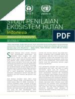 penilaian ekosistem hutan