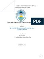 REVOLUCIÓN INGLESA - DERECHO CONSTITUCIONAL.docx