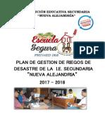 PLAN PGR. Nueva Alejandría 2017 - Ok