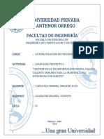 Automatizacion de procesos Industriales