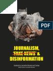 Journalism, 'Fake News' & Disinformation by UNESCO
