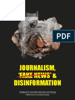 Journalism, 'Fake News' & Disinformation by UNESCO