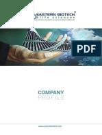 EBT Company Profile