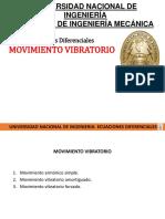 Movimiento Vibratorio