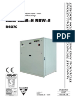 Aermec NBW Installation Manual Eng