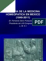Dr. Fernando Darío François-Flores, resumen