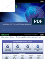 Info Sphere Cdc Teknik Ozellikler Ve Sektor Uygulamalari