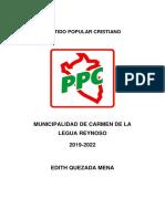 Partido Popular Cristiano (PPC)