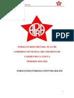 Partido Aprista Peruano (APRA)