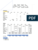 Advance Formula Bitcoin Trading Excel Sheet