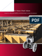 Tom Wheatley Piston Check Valves Brochure